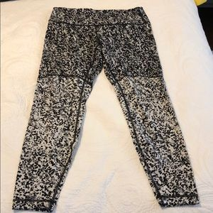 Sz. 12 lululemon wunder under hi-rise tight